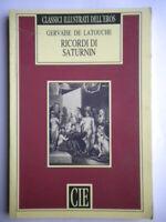 Ricordi di SaturninLatouche eros erotica 3 erotismo illustrato come nuovo 24