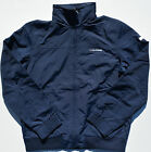 NWT Men's Tommy Hilfiger Yacht Jacket Outerwear Hoodie WaterStop Navy Blue