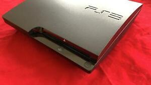 PS3 Konsole Slim 120 GB Schwarz Sony Playstation 3 PAL CECH-2004A funktionsfähig