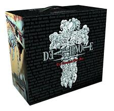 Death Note: Complete Anime Manga Volumes 1-12 Custom Book Box Set NEW!