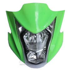 Grünes Motorrad Scheinwerfer Headlight Fairing Für Kawasaki ER-6N 2012-2015 Neu