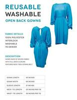 Reusable Isolation Gown Washable Protection BEST PRICE!-USA SELLER! Free S&H!