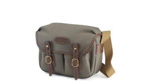 Billingham Hadley Camera Bag Small Sage/Chocolate Leather Trim
