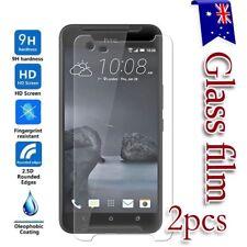 2X HTC One X9 X10 Tempered Glass / Plastic Screen Protector Film Guard
