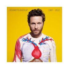JOVANOTTI - BACKUP 1987-2012 IL BEST 2 CD POP INTERNATIONAL NEW+
