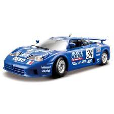 Coches, camiones y furgonetas de automodelismo y aeromodelismo Bburago Bugatti