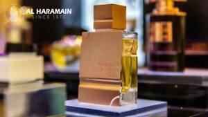 Haramain Amber Oud Gold Edition 60ml / 2.0 OZ Spray Al Haramain NIB Tester Cap