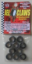 1/64 Rubber Racing Tires Aurora Dune Buggy (10) JEL CLAWS CAR SLOT RC 2040
