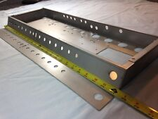 Twin Reverb chassis with matched unfinished front face plate