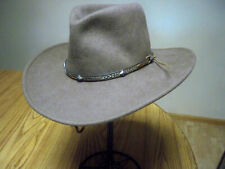 Classic Men's Stetson Crushable Hat Size Small 100% Wool,Water Repellen 00004000 t