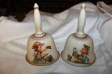 Goebel Mj.Hummel Annual Bell W. Germany 1978 and 1979 lot of 2