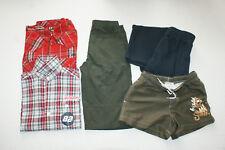 (17) Kleiderpaket Gr. 116 Jungen Hosen Hemden 5 Teile