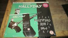 Johnny Hallyday-Pack vinyle+cd-Volume 4-Chansons VO/VF-Sous cello