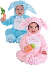 Baby Boy Blue Little Wabbit Costume Easter Bunny Fancy Dress - Toddler Rabbit