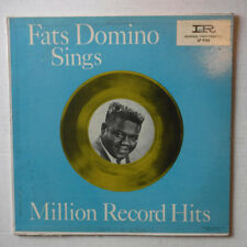 FATS DOMINO ON IMPERIAL 9103 - 12 INCH 33 RPM LP RECORD – MILLION RECORD HITS