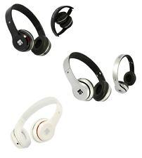 Cuffia stereo e microfono cavo estraibile vari colori XTREME MP3 PC SMARTPHONE