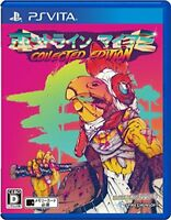 USED PS Vita Hotline Miami Collected Edition SPIKE CHUNSOFT Japan import