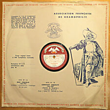 78 RPM - Jean Coquelin - Cyrano de Bergerac - L'Interpretation historique