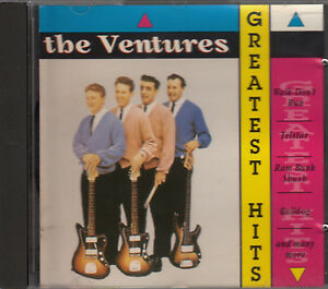 The Ventures Greatest Hits - CD