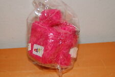 "I Bought ""IT"" on eBay PINK FUZZY PLUSH REAR MIRROR CAR Collectible Large Dice"