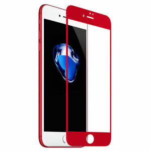 Fits Iphone 8 Plus & Iphone 7 Plus Full Coverage Tempered Glass Screen Protector