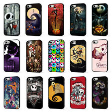 THE NIGHTMARE BEFORE CHRISTMAS PUMPKIN PHONE CASE COVER for iPHONE 4 5 6 7 8 X