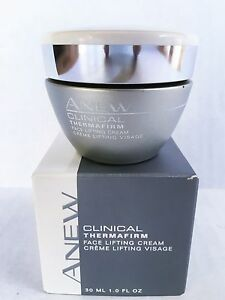 Avon Anew Clinical Thermafirm Face Lifting Cream   LIFT, FIRM AND TIGHTEN SKIN