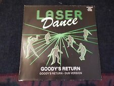 "Laserdance Goody's Return 12"" Maxi Hotsound 84618 Electro Dance Holland"