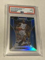 2019 PANINI PRIZM DP RC ZION WILLIAMSON #1 BLUE PRIZM MINT PSA 9 🔥🔥🔥