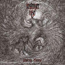 DESTROYER 666-PHOENIX RISING-CD-RE-ISSUE-death-black-metal-desaster-absu-ketzer