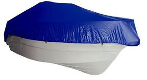 SeaCover High Quality Boat Cover (630 - 710cm x 380cm) Size 7