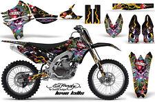 YAMAHA YZF 450 Graphic Kit AMR Racing # Plates Decal Sticker Part 10-13 EDLKB