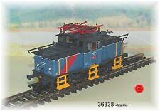Märklin 36338 Locomotive électrique rangées Ü LA SJ gris bleu digital mfx #