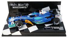 Minichamps Sauber Petronas C24 2005 - Jacques Villeneuve 1/43 Scale