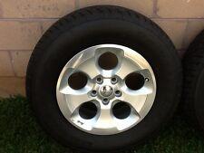 Bridgestone Desert Dueler A/T tires (4)