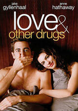 Love & Other Drugs (Dvd) Disc & Cover Art Only No Case Excellent Condition