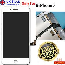 "Genuine Apple IPhone 7 4.7"" White Original LCD SCREEN Replacement Uk Seller"