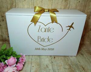 Wedding Dress Box for travel, Bridal Dress Box, Airline Hand Luggage Box