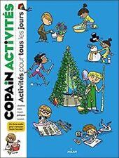 Livres activités reliés pour la jeunesse, en anglais