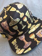 CROOKS AND CASTLES HOLY GRAIL SNAPBACK HAT !!! NEW !!!