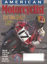 AMA Magazine May 1999 Duhamel by Inches-Colorado 14,000'-Knievel Is Back RARE!