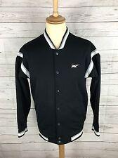 Men's Asics Retro Varsity Jacket - Medium - Black - Great Condition