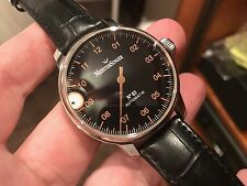 MeisterSinger Automatik No 3 Single Hand Bronze And Black 43mm Special Edition