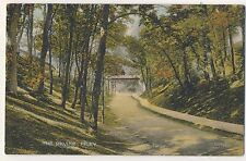 Vintage Postcard - The Ravine, Filey (Valentines) - Unposted 2096