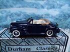 1/43  Durham classics 1941 Chevrolet deluxe coupe
