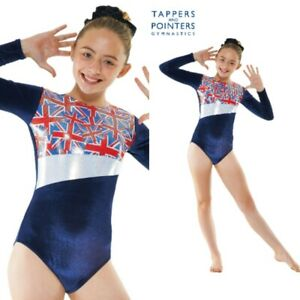 TAPPERS AND POINTERS GYMNASTICS LEOTARD - GYM 26