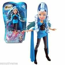 BAMBOLA DOLL POUPEE MUNECA WINX BLOOMIX-ICY STREGA GHIACCIO TRIX POWER ICE WITCH