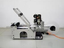 Automatische Runde Flasche Etikettiermaschine mit Coder Date Printing Labeler