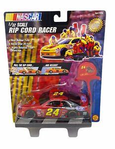 Nascar Vintage Collectibles Rip Cord Racer Jeff Gordon Jurassic Park Racing