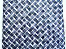 Charles Tyrwhitt Para hombres Corbata BNWT Lujo Seda Pura-Azul Rosa Patrón Cuadrado
